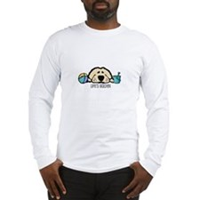 Life's Golden Beach Long Sleeve T-Shirt