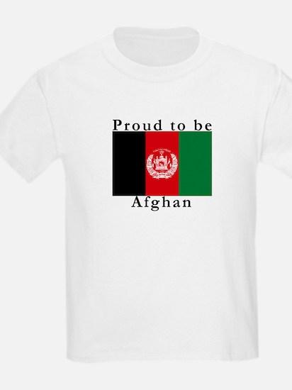 Afghanistan Kids T-Shirt