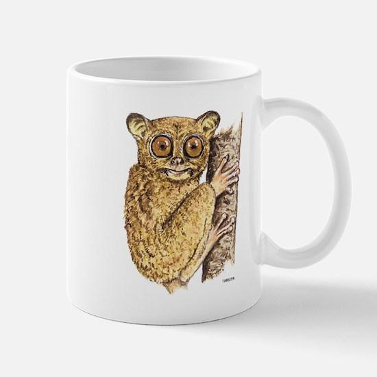 Tarsier Animal Mug