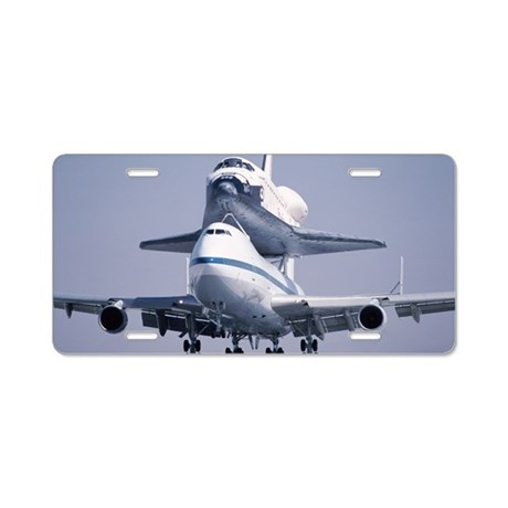 space shuttle license plate - photo #36