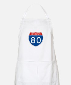Interstate 94 - WI BBQ Apron