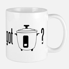got rice? (cooker symbol) Mug