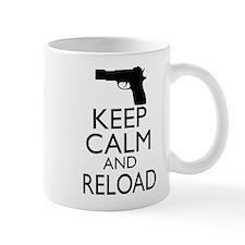 Keep Calm and Reload Mug