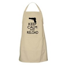 Keep Calm and Reload Apron