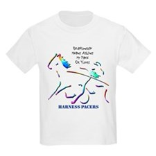 Harness Pacers Kids T-Shirt