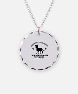 Chihuahua Mommy Necklace