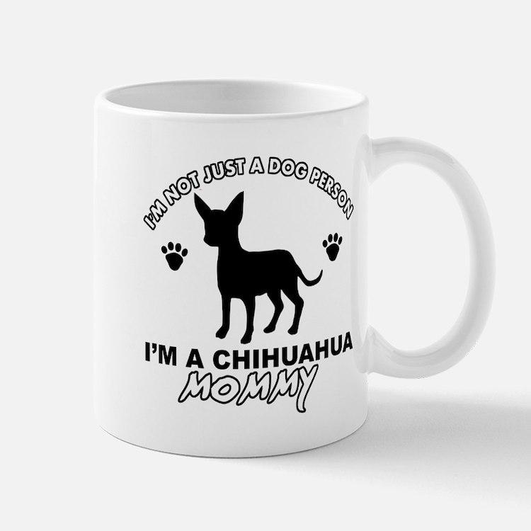 Chihuahua Mommy Mug