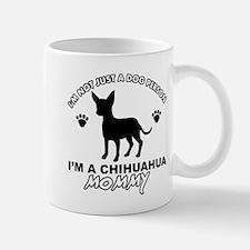 Chihuahua Mommy Small Mugs