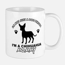 Chihuahua Mommy Small Small Mug