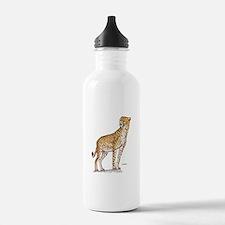 Cheetah Big Cat Water Bottle