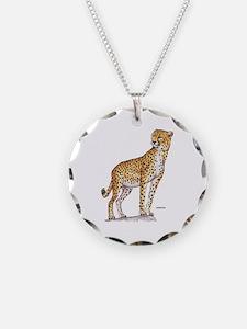 Cheetah Big Cat Necklace