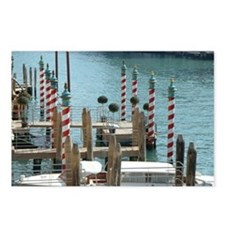 Grand Canal in Venice Postcards (Package of 8)