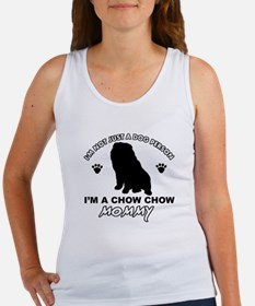 Chow Chow Mommy Women's Tank Top