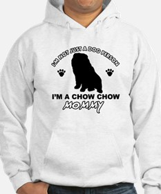 Chow Chow Mommy Hoodie