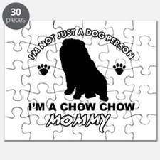 Chow Chow Mommy Puzzle