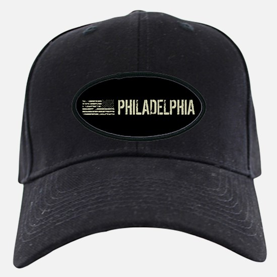 Black Flag: Philadelphia Baseball Hat