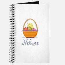 Easter Basket Helene Journal