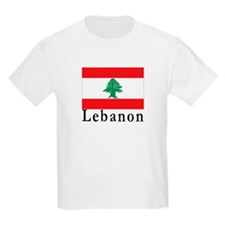 Lebanon Kids T-Shirt