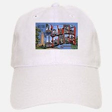 Baton Rouge Louisiana Greetings Baseball Baseball Cap