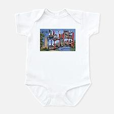 Baton Rouge Louisiana Greetings Infant Bodysuit