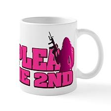 Plead the 2nd - Women Mug