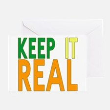 Keep it Real Greeting Cards (Pk of 10)