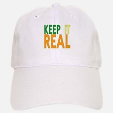Keep it Real Baseball Baseball Cap