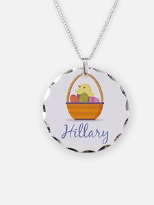 Easter Basket Hillary Necklace
