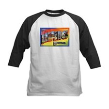 Billings Montana Greetings Tee