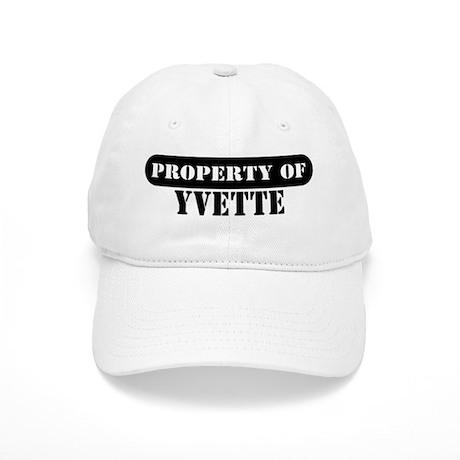 Property of Yvette Cap