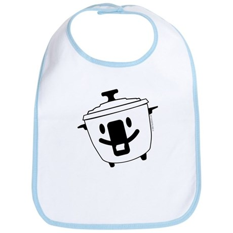 The Happy Rice Cooker Bib