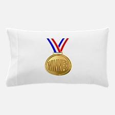 WINNER MEDAL Pillow Case