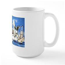 Biloxi Mississippi Greetings Mug