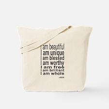 How Do I Love Me! Tote Bag