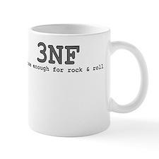 3NF: close enough for rock & roll Mug