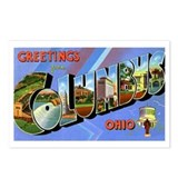 Columbus ohio Postcards