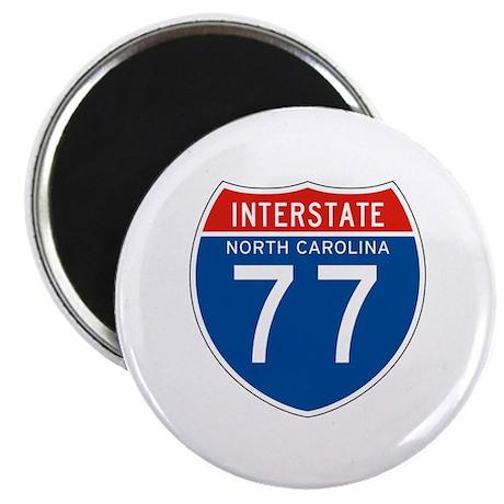 Interstate 77 - NC Magnet