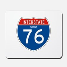 Interstate 76 - OH Mousepad