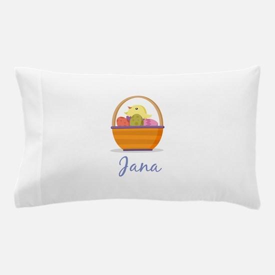 Easter Basket Jana Pillow Case