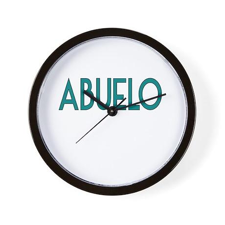 Abuelo-Grandfather Wall Clock