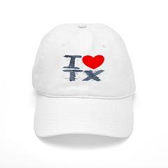 I Love TX Cap