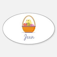 Easter Basket Jean Decal