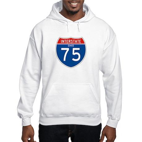 Interstate 75 - OH Hooded Sweatshirt