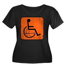 Handicapable Basketball T