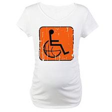 Handicapable Basketball Shirt