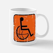 Handicapable Basketball Mug