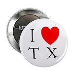 I Love TX Button
