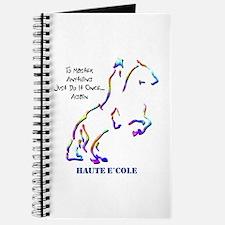 Haute E'Cole Journal