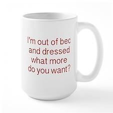 What more do you want ? Mug