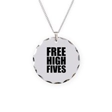 FREE HIGH FIVES Necklace